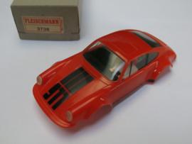Porsche 911 kap oranje 3736 (ovp) (zie tekst)