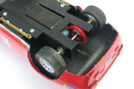 1:24 Slotcar, Chassis MEGA - Alfa Romeo 1300 GTA