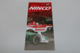 Ninco folder auto's 2003