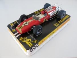 3200 Ferrari rood nr. 7 (24 spaaks gril, gestempeld)