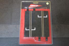 Ninco baanstuk 1/2 half recht (20cm) startstuk