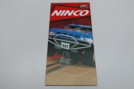 Ninco folder auto's 2004