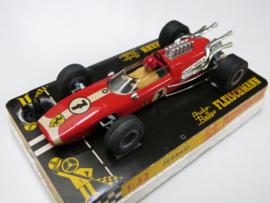 3200 Ferrari rood nr. 7 (24 spaaks gril, nieuw, gestempeld)