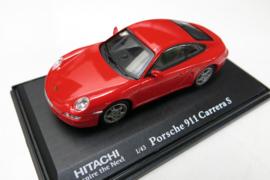 Hitachi, Porsche 911 Carrera S