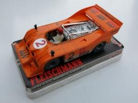 3203 Porsche Can-Am nr. 2 oranje (spiegels zwart) (nieuw, gestempeld)