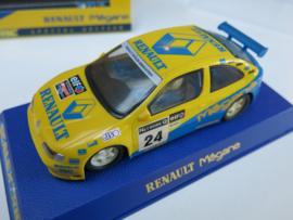 """Scalextric, Renault Megane """"Rallye"""" (gebruikt)"""