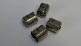 Motorhuizen met magneet (4 stuks)