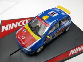 "Ninco, Fiat Punto Super 1600 ""Vodafone"""