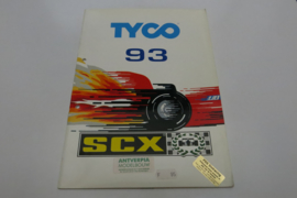 SCX catalogus 1993
