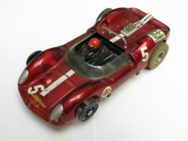 Ford Lotus 40 bordeaux rood nr. 5