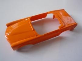 Mercedes 280SL kap oranje