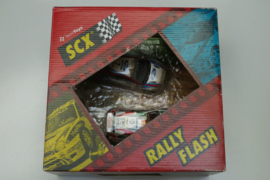 "SCX, Toyota Corolla & Ford Focus ""Rally Flash"""