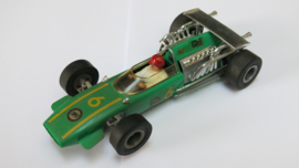 Cooper Maserati groen nr. 6 (gestempeld)