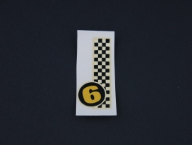 Ford Lotus decals nr. 6
