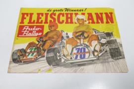 "Folder Fleischmann Auto-Rallye ""De grote winnaar"" (karts)"