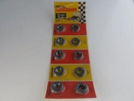 Fleischmann voorbanden opdruk `Fleischmann Rallye` 3521 (strip in ovp)