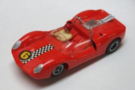 3210 Ford Lotus oranje nr. 6