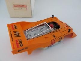 Porsche Can-Am bodem + kap oranje 3731 (ovp) Laatste!!!