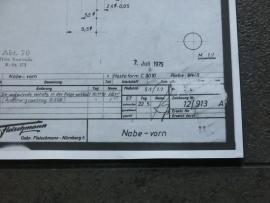 3260 Mercedes velg voor