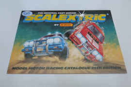 Scalextric catalogus 1983 (ENG)