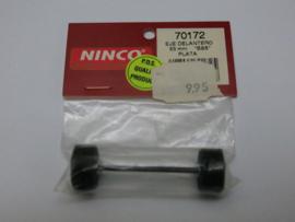 Ninco vooras BBS 63 mm.