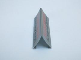 Fleischmann Reclamebordje (ongeveer 5 cm. lang)