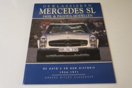 Informatieboek Mercedes SL & Pagode 1955 - 1971