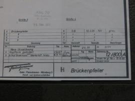 3171 Brugpijlerset
