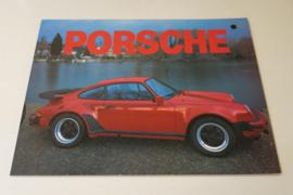 Informatieboek Porsche uit 1983