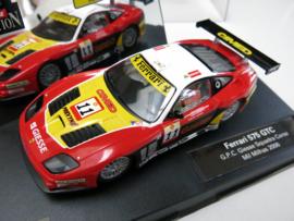 """Carrera Evolution, Ferrari 575 GTC """"G.P.C. Giesse Squadra Corse"""" Mil Milhas 2006 (nieuwstaat)"""