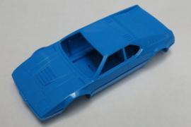 BMW M1 kap/ bodem blauw (zie tekst)