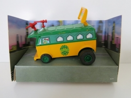 Scalextric Turtles, Turtle Party Wagon