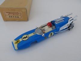 Ferrari F1 kap blauw 3700 (ovp)