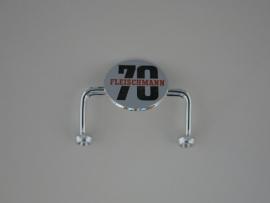 Go-Cart nummerplaat achterkant nr. 70