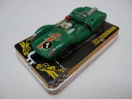 3210 Ford Lotus groen nr. 1 (nieuwstaat)