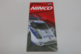 Ninco folder real racing