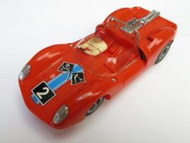 Ford Lotus oranje Caltex nr. 2