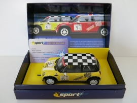"Scalextric Sport, Mini Cooper ""John Cooper Challenge"" (Limited Edition)"