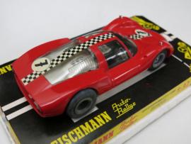 3220 Porsche Carrera 6 rood nr. 7 (nieuw)