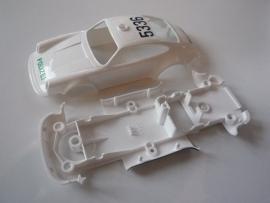 Porsche 911 bodem + kap Polizei