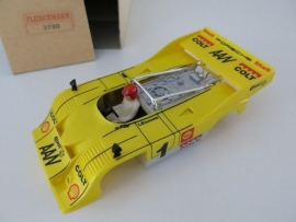 Porsche Can-Am kap + bodem geel 3730 (ovp) Laatste!!!