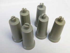 Brugpijlers 6 stuks middel (KC AC092)