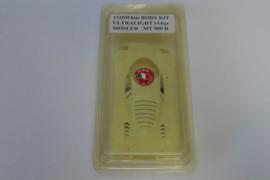 NSR kap (body) t.b.v. Mosler MT900R wit