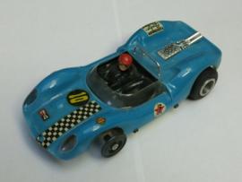 Ford Lotus 40 licht blauw nr. 10