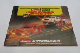 Carrera Servo catalogus 1980