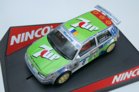"Ninco, Volkswagen Golf  ""7-Up"""
