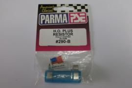 Parma weerstand 25 Ohm H.O. plus t.b.v. snelheidsregelaar / Controller