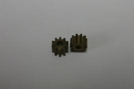 Tandwiel 10-tands (per 2 stuks)