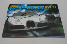 Scalextric catalogus 2011 (ENG)
