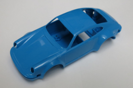 Porsche 911 kap/ bodem blauw (zie tekst)